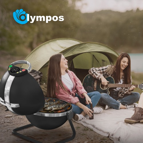 Olympos Pressure Barbecue