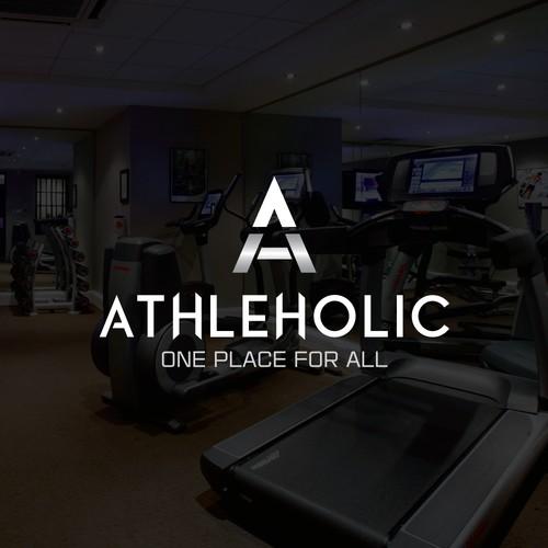 Athleholic Logo
