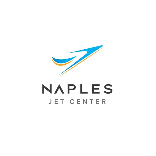 NAPLES JET CENTER LOGO