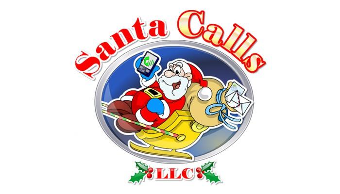 logo for Santa Calls LLC