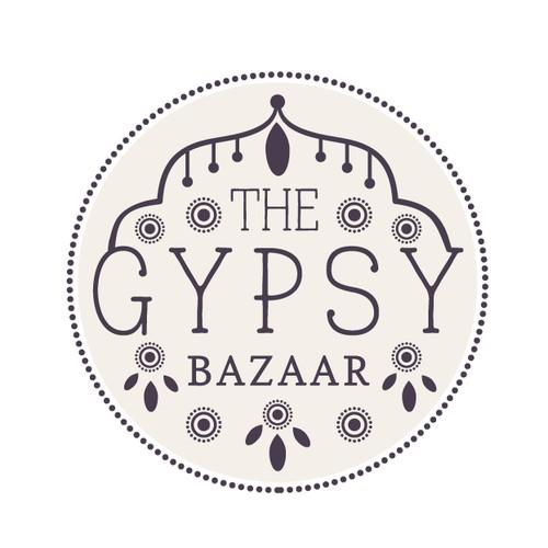 Gypsy logo design