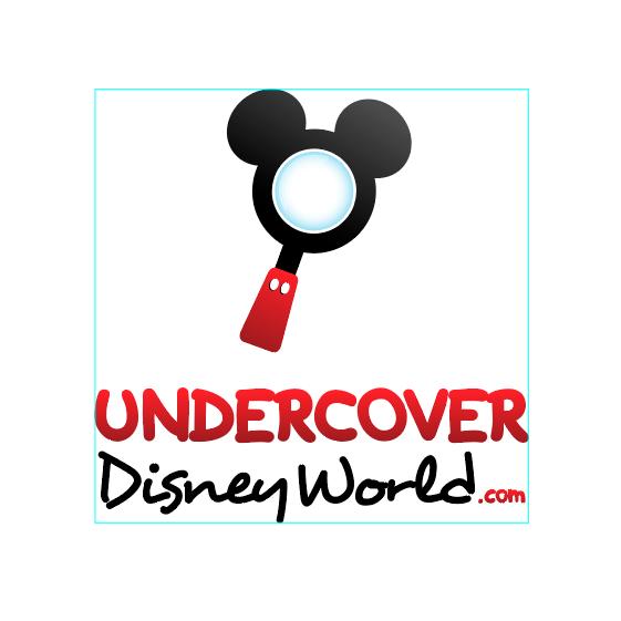 Disney Fan Site Logo Design