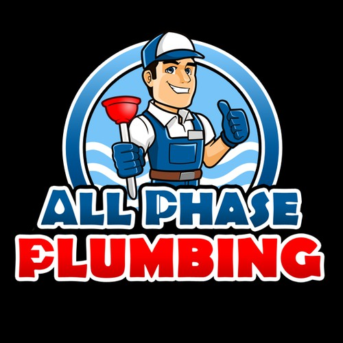 All Phase Plumbing needs a new logo