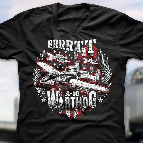 Warthog A-10