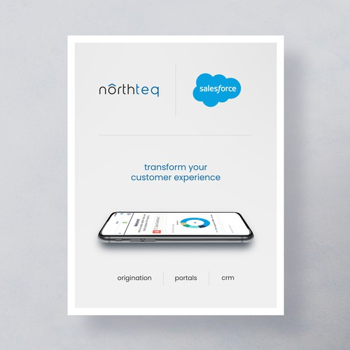 Northteq Brochure Design