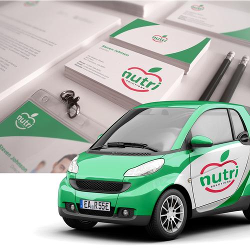 Logo for Nutri Solutions