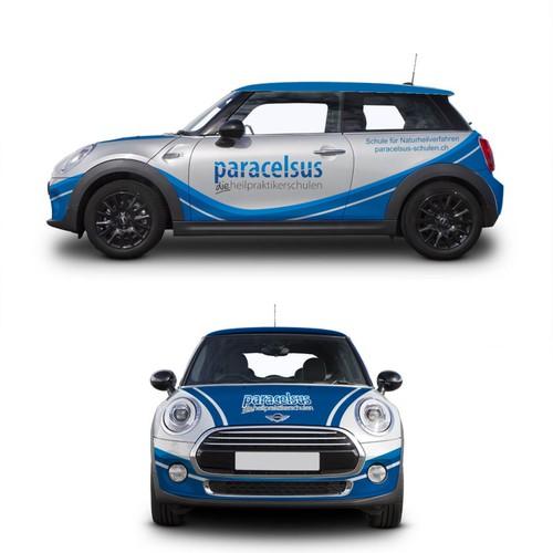 paracelsus car wrap