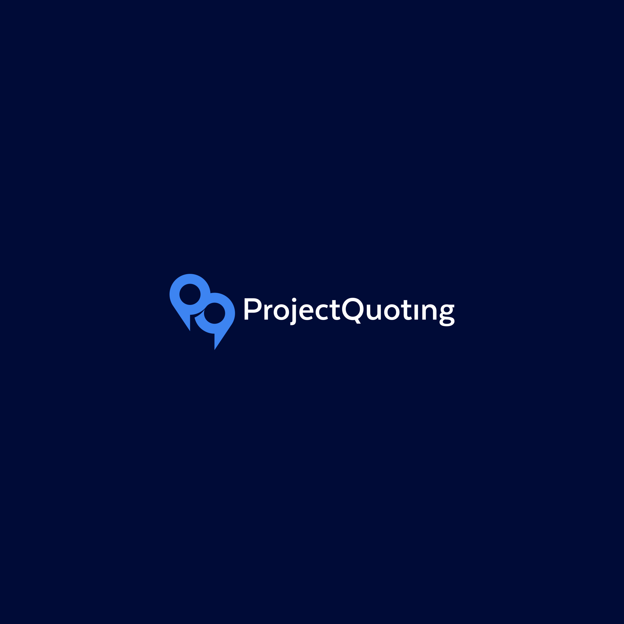 logo needed for projectquoting.com
