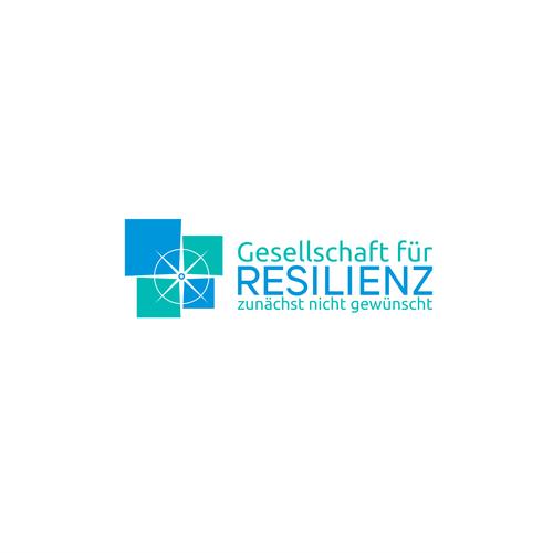 "Logo & Printdesign ""Resilienz"""