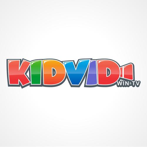 logo for KID VID