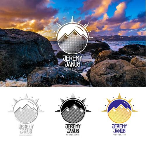 Landscape Photographer Logo