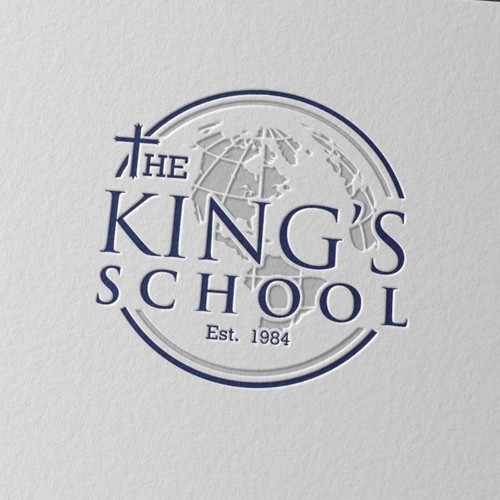 logo for King's School