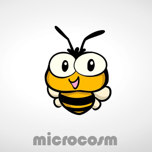 Help microcosm create a friendly mascot