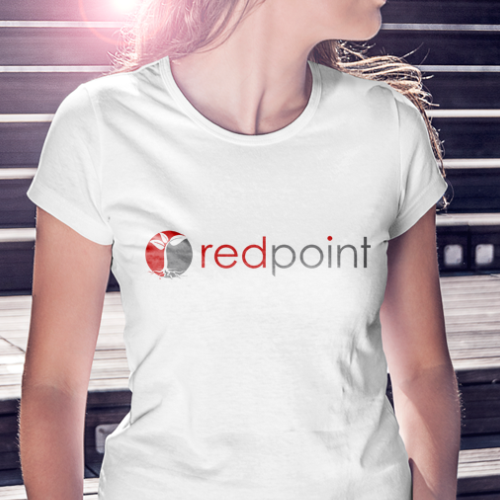 Create an illustration representing support during a challenging life transition for Redpoint!