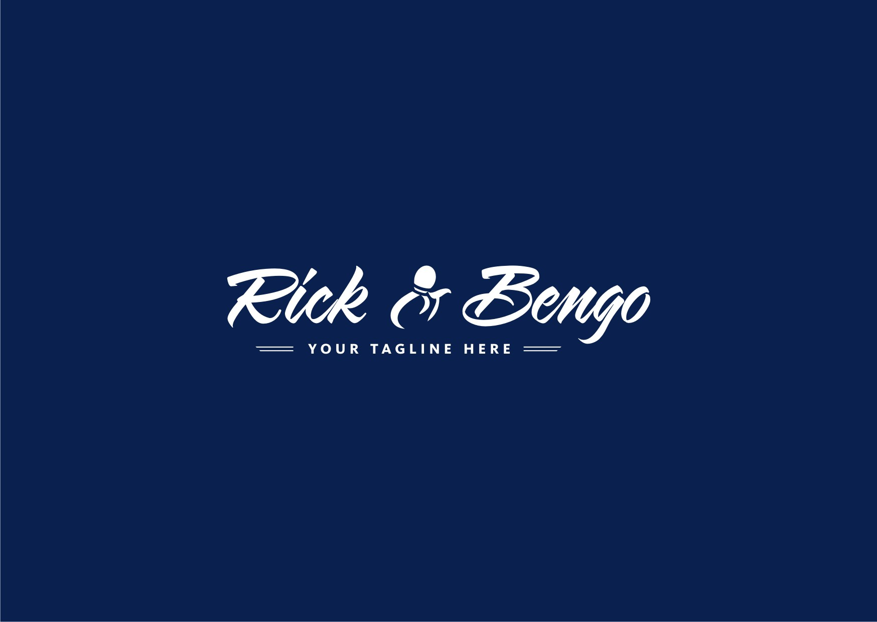 Create a logo for Rick & Bengo