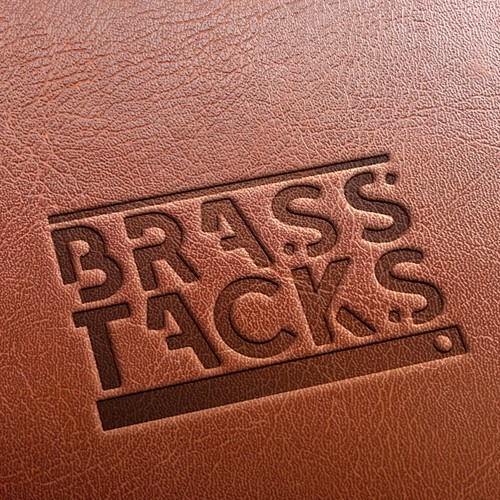 BRASS TACKS: Leathercraft