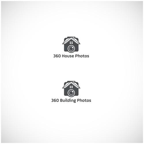 concept logo for photos