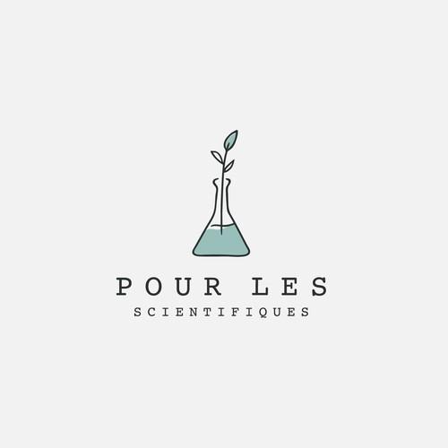 Logo Design - Pour les Scientifiques