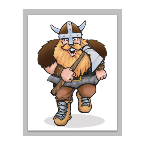 Viking illustration