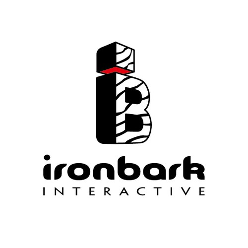 Help ironbark interactive with a new logo