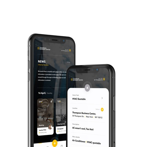 Strata and facilities management App