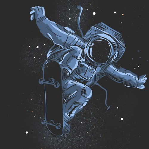 Rad Astronaut