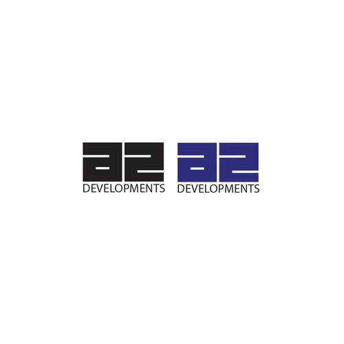 Logo for real estate developer