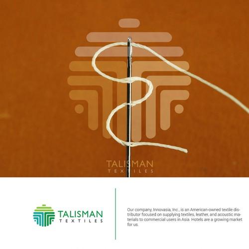 Textile supplier logo