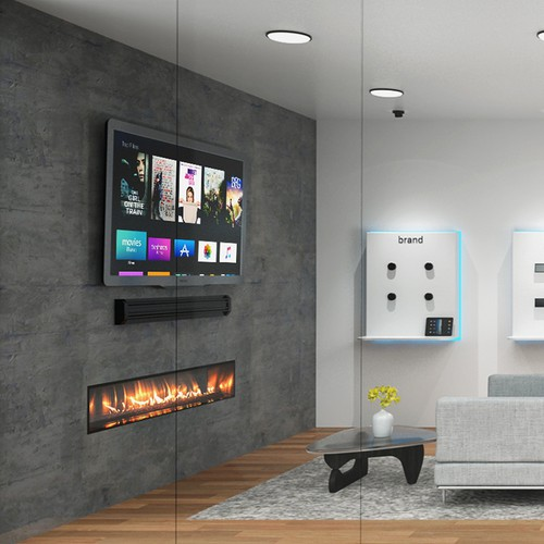 Luxury | Home Automation | Retail Showroom