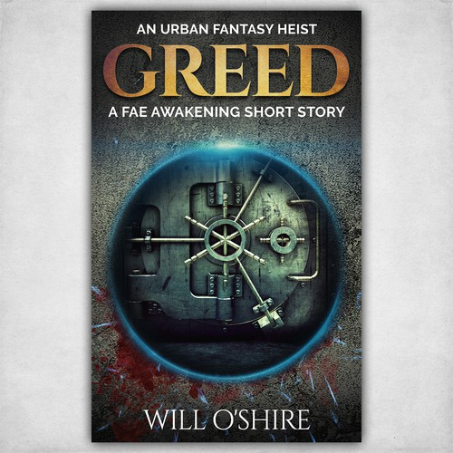 Greed Book Cover