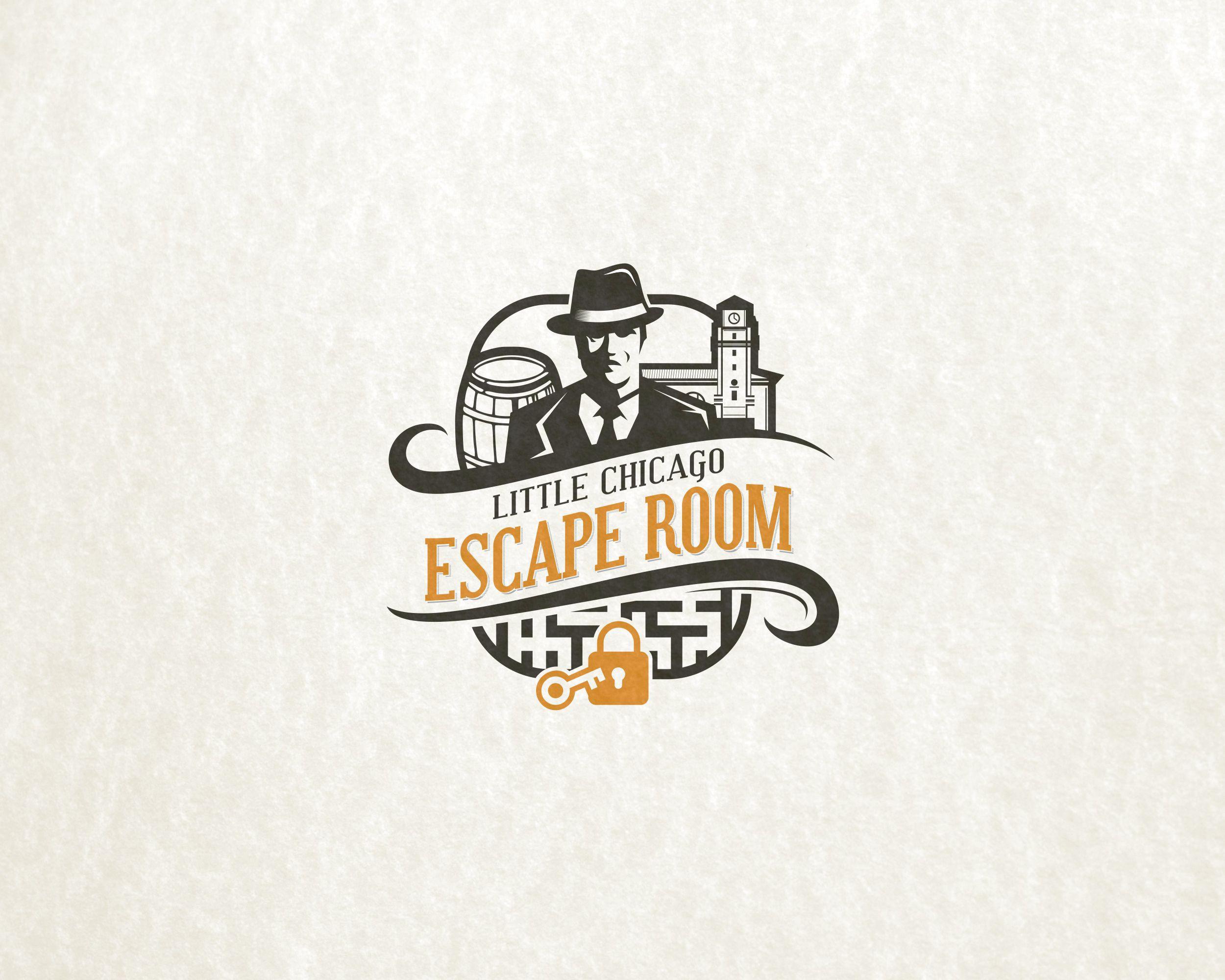 Escape Room needs an electrifying new logo