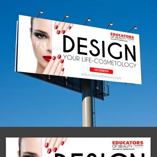Billboard design concept