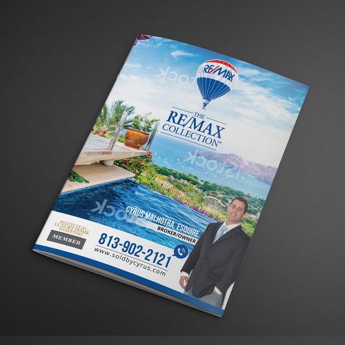 Luxury Real Estate Company Brochure