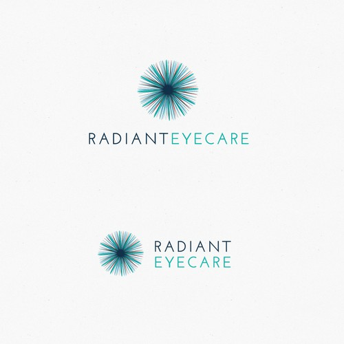 logo for an optician