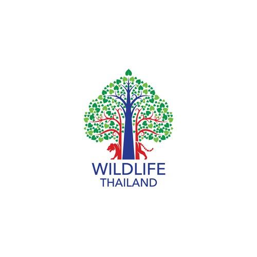 logo for Wildlife thailand