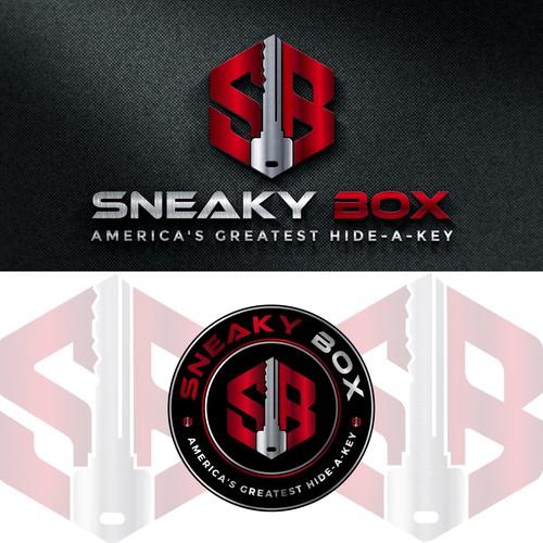 SNEAKY BOX LOGO