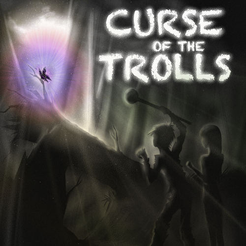 Curse of the Trolls book cover