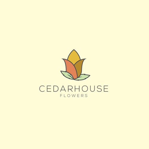 Logo for Cedarhouse Flowers