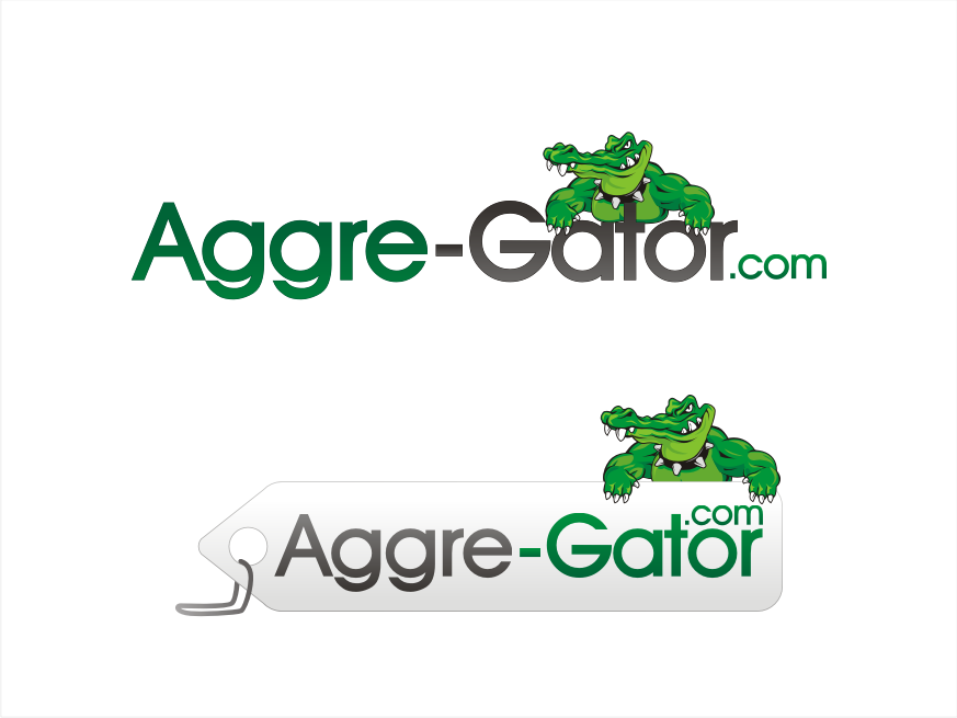 New logo needed for B2B startup, Aggre-gator.com