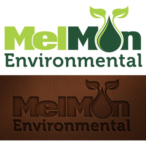 logo for Mel-Mon Environmental