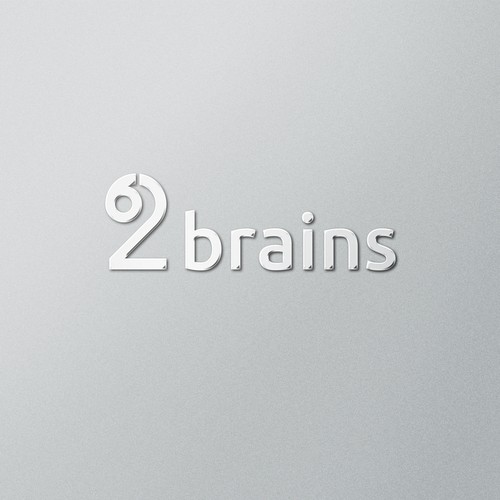 "Logo for ""26 Brains"""