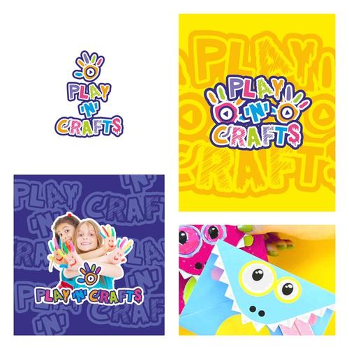 logo for entertaining videos for kids