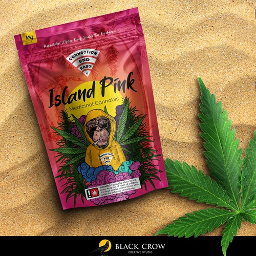 Island Pink Medicinal cannabis
