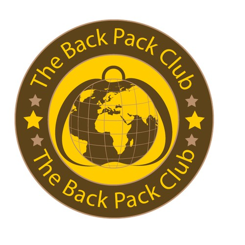 Create the logo for thebackpackclub.com
