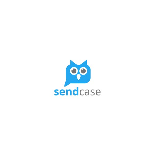 Logo for sendcase