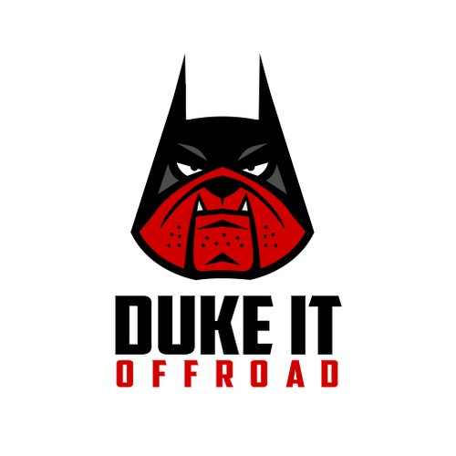 Duke It Offroad Logo Concept