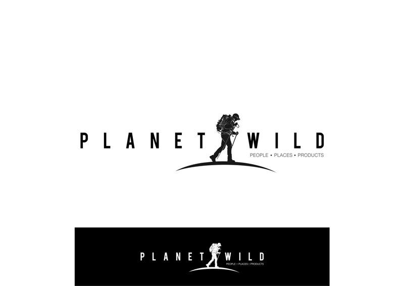 logo for Planet Wild