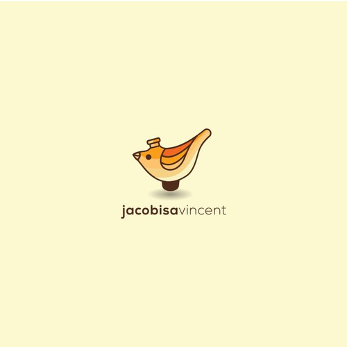 Design a fun logo for jacobisavincent
