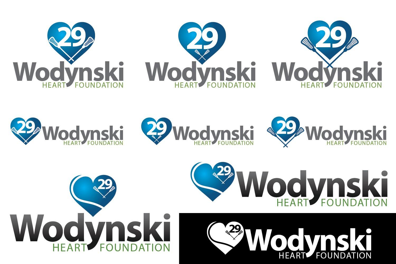 logo for Wodynski Heart Foundation