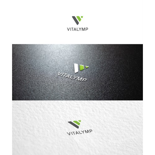 Design a simple Logo for our Fitness Store VITALYMP, we sell Sports Nutrition eg. Protein Powders and other Supplements